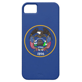 IPhone 5 Case with Flag of Utah