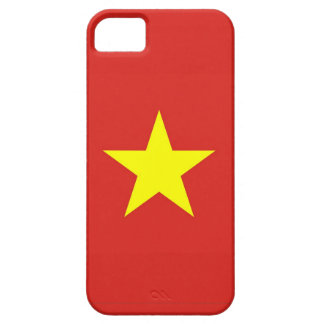 IPhone 5 Case with Flag of Vietnam