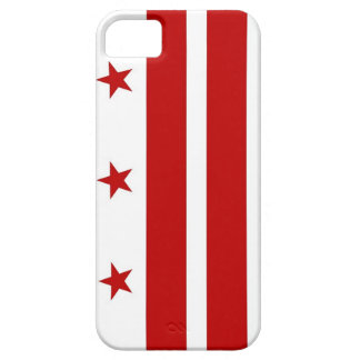 IPhone 5 Case with Flag of Washington DC