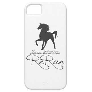 iphone 5 case with innovative new ReRun logo