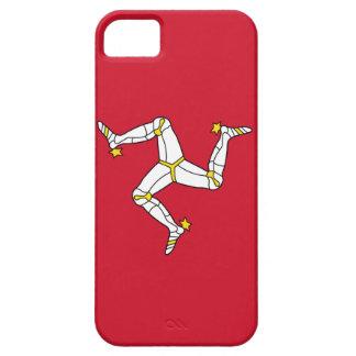 IPhone 5 Case with Isle of Man Flag, UK