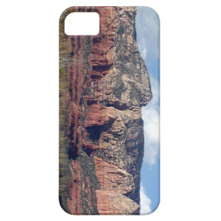 iPhone 5 case with photo of Arizona red rocks