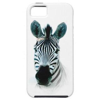 iPhone 5 case with zebra head taken in africa
