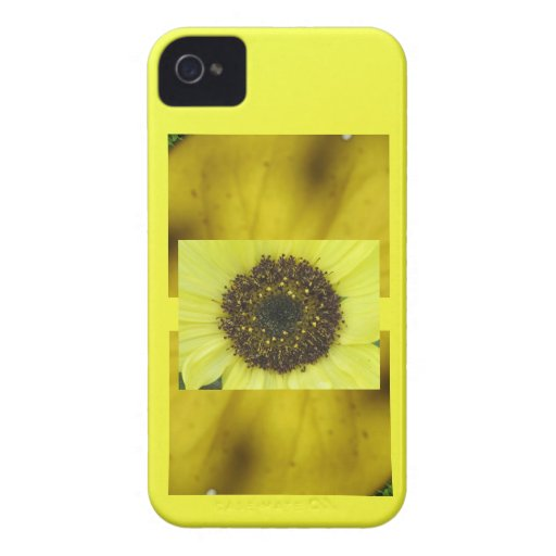 iPhone 5 Case - Yellow Sunflower