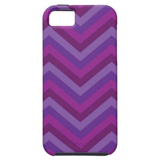 iPhone 5 Case Zig Zag Pattern