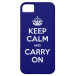 iPhone 5 Casemate Vibe or Barely There Keep Calm iPhone 5 Cover