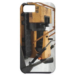 iPhone 5 CaseMate with vintage Tonka bulldozer iPhone SE/5/5s Case