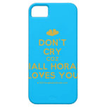 [Two hearts] don't cry coz niall horan loves you  iPhone 5 Cases