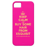 [Knitting crown] keep calm and buy some hair from xsquisit  iPhone 5 Cases