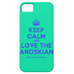 [Crown] keep calm and love the janoskians  iPhone 5 Cases