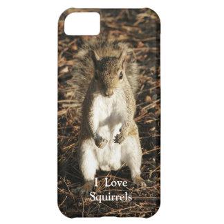 iPhone 5 Cases I Love Squirrels