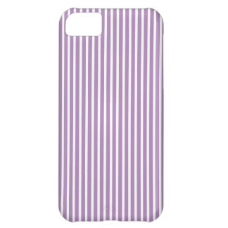 iPhone 5 Cases - Stripes Trend in African Violet