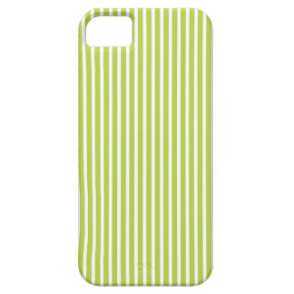 iPhone 5 Cases - Stripes Trend in Green