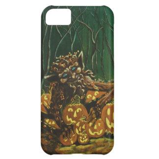 iphone 5, caso, Halloween, duende, hada, knome
