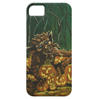 iphone 5, caso, Halloween, duende, hada, knome iPhone 5 Case-Mate Fundas