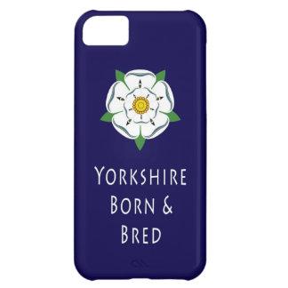 iPhone 5 caso llevado y criado de Yorkshire Funda Para iPhone 5C