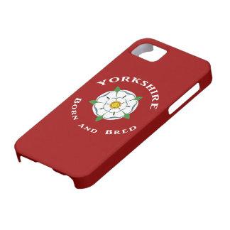 iPhone 5 caso llevado y criado de Yorkshire iPhone 5 Fundas