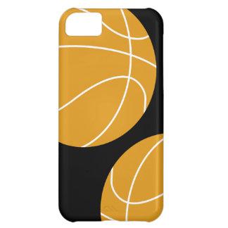 iPhone 5 casos del baloncesto