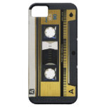 iPhone 5 Cassette Tape Old School Retro iPhone 5 Cover