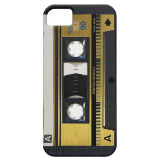 iPhone 5 Cassette Tape Old School Retro iPhone SE/5/5s Case