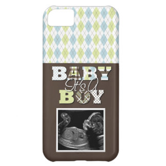 iPhone 5 Cell Phone Case Ultrasound Picture Boy! Case For iPhone 5C