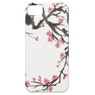 iPhone 5 Cherry Blossom Branch iPhone 5 Covers