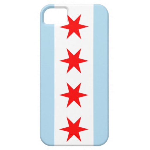 iPhone 5 chicago flag phone case iPhone 5 Covers