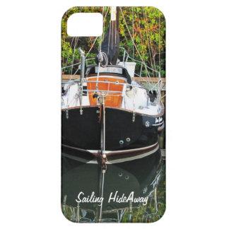 iPhone 5 Classic Sailboat Case