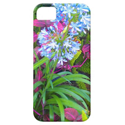iPhone 5 Colorful Flowers Case iPhone 5 Cover