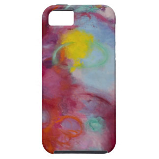 """iphone 5 cover, artwork entitled """"spin me round"""" iPhone SE/5/5s case"""
