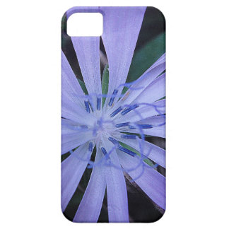 iPhone 5 covering blue game flower iPhone 5 Cover