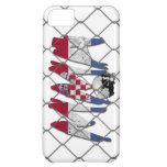 iPhone 5 Croatia MMA White iPhone 5C Cases