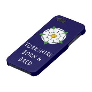 iPhone 5 cubierta llevada y criada de Yorkshire iPhone 5 Carcasas