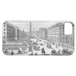 iPhone 5 de Dublín Irlanda del vintage de la calle iPhone 5 Funda