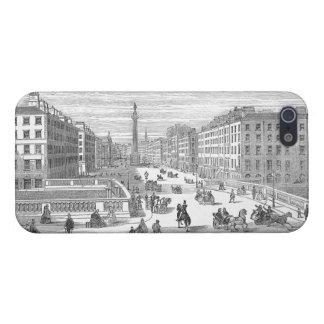 iPhone 5 de Dublín Irlanda del vintage de la calle iPhone 5 Protectores