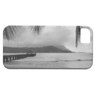 iPhone 5 de Hawaii Kauai - embarcadero de Hanalei iPhone 5 Case-Mate Cobertura