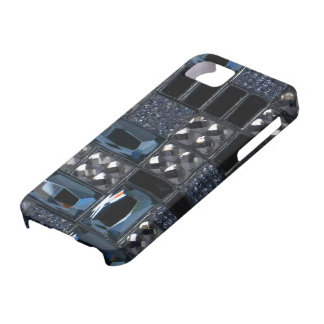 iPhone 5 de la casamata de la cebada falsas joyas Funda Para iPhone SE/5/5s