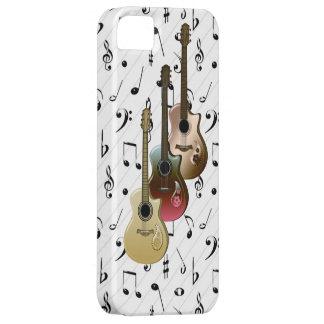 iPhone 5 de la casamata de las guitarras del iPhone 5 Funda