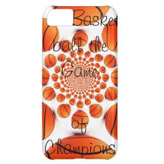 iPhone 5 de la casamata del JUEGO de BALONCESTO
