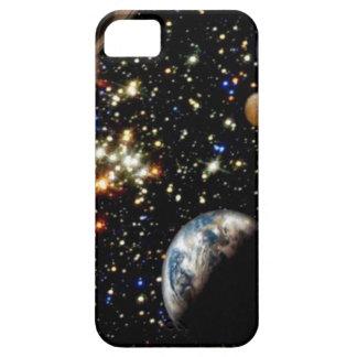 iPhone 5 de la galaxia de los planetas del espacio iPhone 5 Fundas
