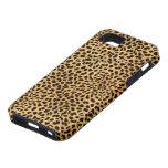 iPhone 5 de la impresión del guepardo iPhone 5 Funda