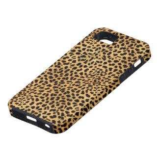 iPhone 5 de la impresión del guepardo iPhone 5 Carcasa