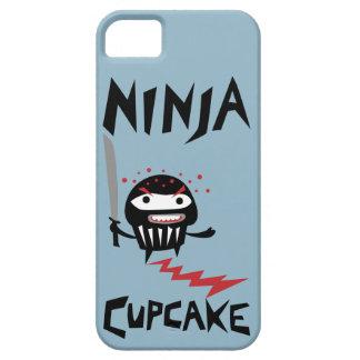 Iphone 5 de la magdalena de Ninja iPhone 5 Case-Mate Protectores