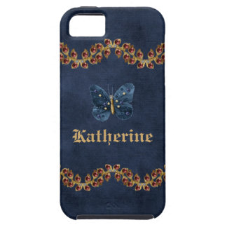 iPhone 5 de la mariposa de la mariposa Funda Para iPhone SE/5/5s