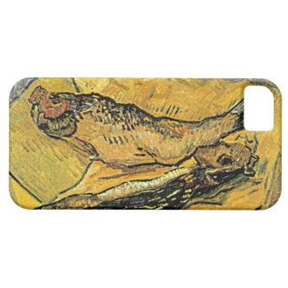 """iPhone 5 de los """"arenques ahumados"""" de Van Gogh iPhone 5 Carcasa"""