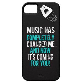 iPhone 5 de S DEE - la música es Funda Para iPhone SE/5/5s