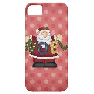 iPhone 5 de Santa apenas allí Funda Para iPhone SE/5/5s