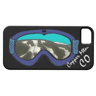 Iphone 5 del arte de las gafas de Colorado del iPhone 5 Carcasa