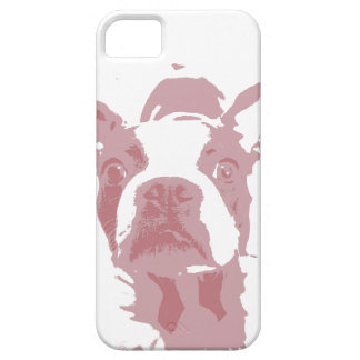 iPhone 5 del diseño de Boston Terrier iPhone 5 Coberturas