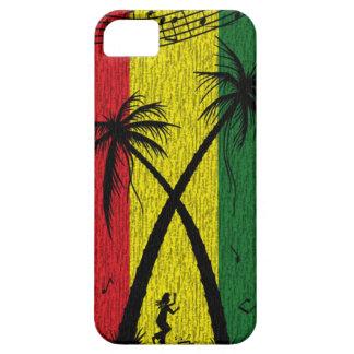 Iphone 5 del estuche rígido del reggae funda para iPhone SE/5/5s